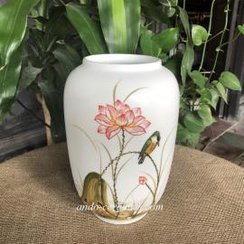 Lọ hoa gốm sứ 1388_2404